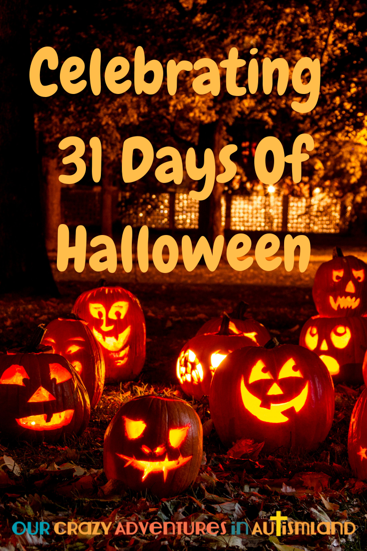 Freeform's 31 Days Of Halloween Lineup is a fun way to spend time as a family and make fun family memories even with sensory needs.