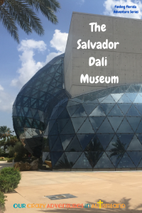 The Salvador Dali Museum is the premier spot to view Dali's work outside Barcelona, Spain. It's located in picturesque St. Petersburg, Florida. #autismland #travel #loveFL