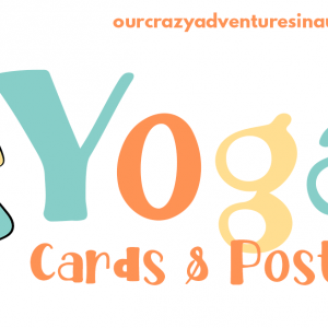 Yoga Cards And Poster